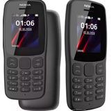 Celular Nokia 106 Simples Dual Chip Original N Funciona Vivo