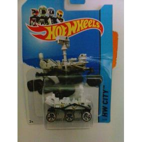 Carro Hotwheels Mision Marte