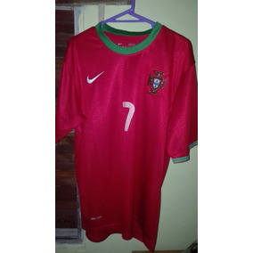 Camiseta Cristiano Ronaldo Portugal - Camisetas en Mercado Libre ... 738f280d8f2b4