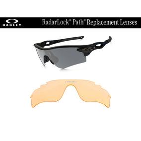 Micas De Reemplazo Para Oakley Radarlock Path Amber Clear