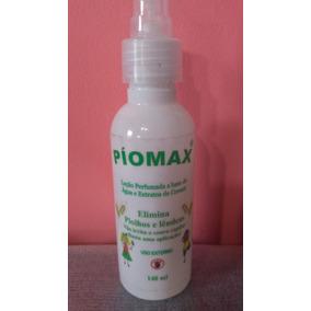 Exterminador De Piolhos E Lêndeas O Verdadeiro Piomax Spray