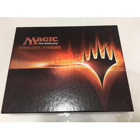 Box Magic Commander Deck Anthology Vol 1! Zerado!