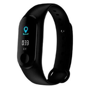 Smart Watch Fitness Health Md-m3 Preto