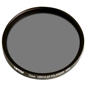 Filtro Tiffen Polarizador Circular 77mm Usa 30 Verdes