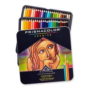 Set De 48 Lápices De Colores Marca Prismacolor