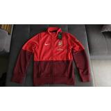 ee96f9a8a2 Jaqueta Oficial Original Da Nike Do Arsenal Da Inglaterra