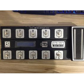 Controlador Midi Bj Devices Tb11p Controller Kemper Fractal