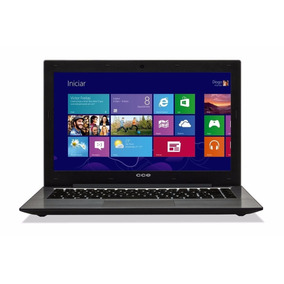 Notebook Led 14 Ultra Thin T345 Core I3 500gb 4gb Windows 8