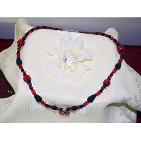 Collar De Mariquita Joyas De Mariquita Joyas De Mariquita D