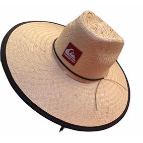 Chapéu De Palha Quiksilver - Chapéus para Masculino no Mercado Livre ... e1698e9b4b8