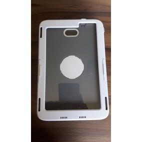 Capa Tablet Dell Ml-c01 Branca Com Cinza