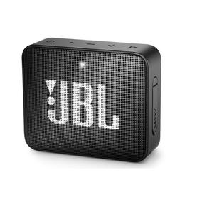 Jbl Go 2 Preta Bluetooth Caixa De Som Novo Original Lacrado