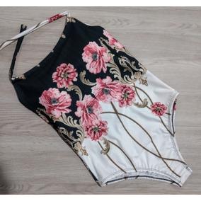 Body Plus Size Maio Feminino Moda Praia Verão Boneca Lindo