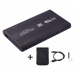 Case Externo 2.5 Enclosure Sata Disco Duro Laptop Usb 3.0