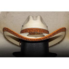 Sombrero Vaquero Unitalla Unisex Murcielago Con Envío Gratis. Guanajuato ·  Avelar Robavacas Galoneado Palma a55ba8f5b2e