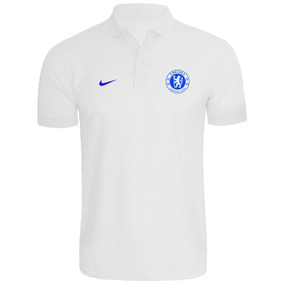 a32dd027f11aa Camisa Camiseta Polo Chelsea Personalizado