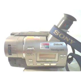 Camara De Video Sony