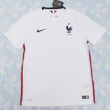 Nova Camisa França Branca Away Seleção Francesa Nike Oficial ... 6ab8a5123e5a9