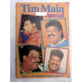 Revista Tim Maia Especial - Letras De Músicas Cifradas