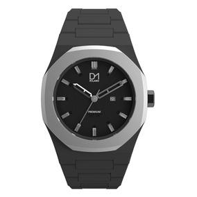 Reloj Ultra Ligero Premium Gray Silver Silver D1 Milano