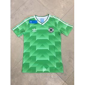 Camiseta Alemania Alternativa Mundial 90. Semifinal