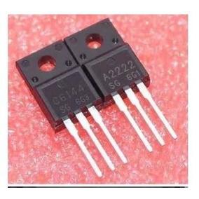 Kit Com 10 Transistor A2222 E C6144 Original Placa Da Epson