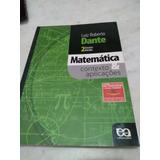 Matemática 2 Contexto E Aplicações Dante Professor