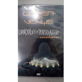 Dvd Camisa De Venus Dançando Em Porto Alegre 2018