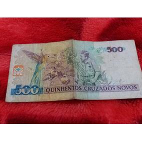 Nota 500 Crusados Novos