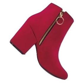 ca7373cd Zapatos Italianos Hombre Botines - Botas y Botinetas Cklass Rojo en ...
