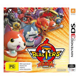 Yo Kai Watch Blasters Red Cat Corps Nintendo 3ds