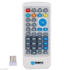 Apresentador Multimídia Controle Remoto Rc Computador Not Tv