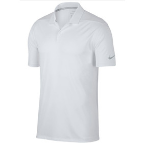 Playera Nike Golf Polo Victory Blanca - Golf Tennis Casual