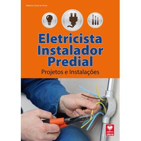 Livro Eletricista Instalador Predial