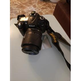Camara Profesional Nikon D90 Reflex 12mpx Video Hd Lente Acc