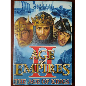 Livro Oficial Do Jogo Age Of Empires Ii - The Age Of Kings