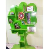 Librero O Estante Minimalista Arbol