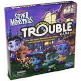 Trouble: Netflix Super Monsters Edition Board Game For Kids