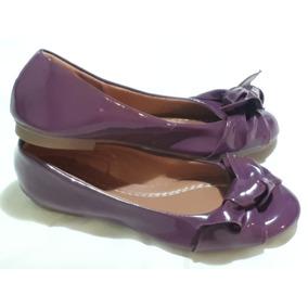 8fd58037a5 Sapatilhas De Ponta Ballet Na Ponta De Couro - Sapatos para Feminino ...