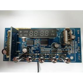 Placa Modulo Usb / Sd / Bluetooth Staner Ps1501
