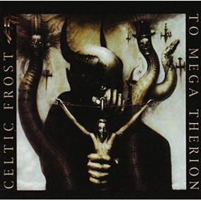 Cd Celtic Frost -to Mega Therion ( Novo)