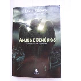 Livro Anjos E Demônios Dan Brown
