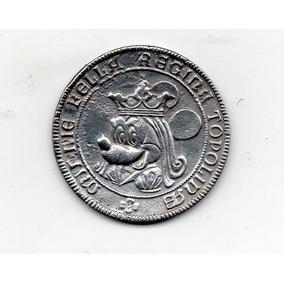 3051b9671f1 Medalha Da Corrida Da Disney - Cédulas e Moedas no Mercado Livre Brasil