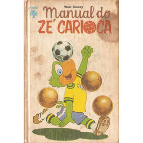 M. Do Zé Carioca 1974 1ª Edição Disney