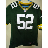 b1f1ed0a3b Camisa Green Bay Packers - Camisetas de Futebol Americano no Mercado ...