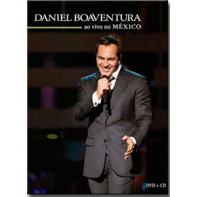 Dvd Daniel Boaventura - Ao Vivo No México Kit (dvd+cd)
