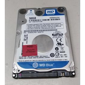 Hd Western Digital Blue Wd5000lpvx 500gb