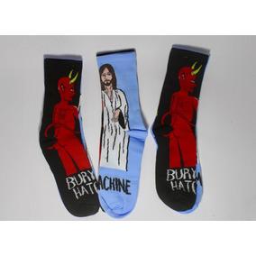 Calcetas De Jesus Y El Diablo