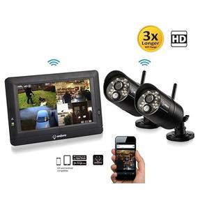 Conjunto Câmera Melhor Sistema De Vigilância Para Sua Casa