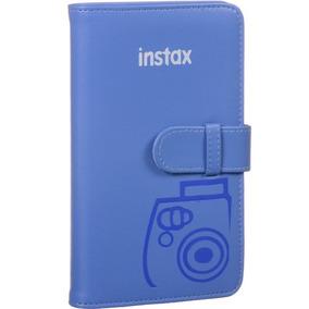 Album Instax Wallet Azul Cobalto Mini 9